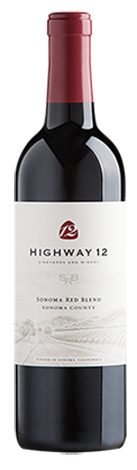 2018 Highway 12 Sonoma Red Blend