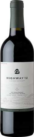 2016 Highway 12 Bordeaux Blend Image