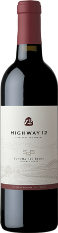2016 Highway 12 Sonoma Red Blend Image