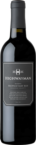 2017 Highwayman Proprietary Red